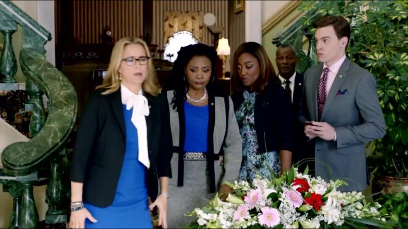 Государственный секретарь Madam Secretary 3 сезон 12 серия Промо The Detour HD