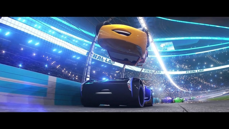Cars 3 Final Race Korean