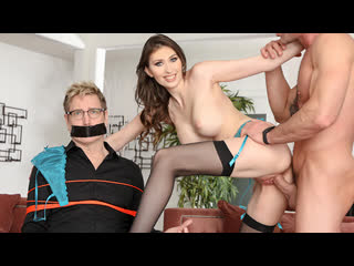 [Cucked] Angelina Diamanti - Sign The Trust To Me You Limp Dick NewPorn2020