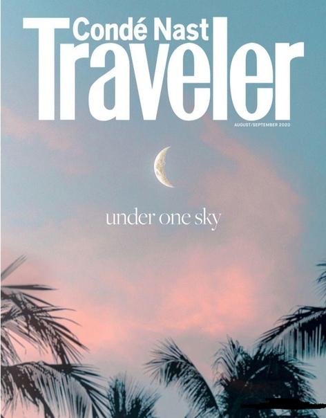 2020-08-01 Conde Nast Traveler