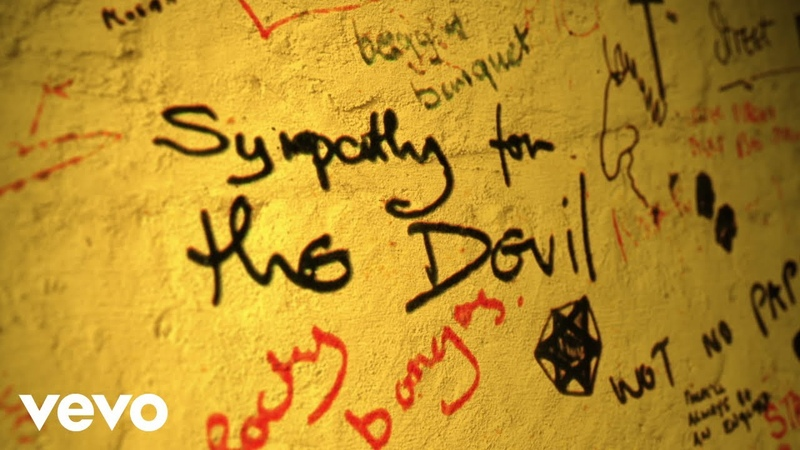 The Rolling Stones Sympathy For The Devil Official Lyric Video