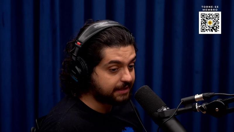 YAGO MARTINS Flow Podcast 291