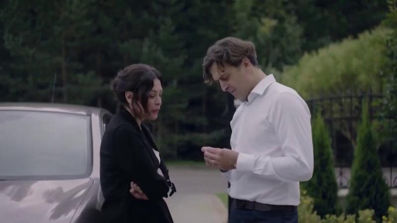 Сериал Разбитое зеркало 2020 1 16 серии фильм мелодрама на канале Россия