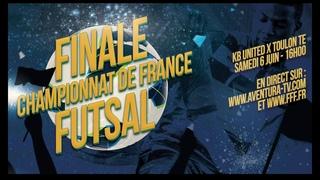 D1 Futsal - Finale du CHAMPIONNAT de FRANCE