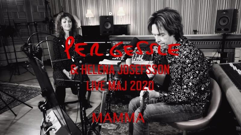 Per Gessle Mamma LIVE ft Helena Johansson