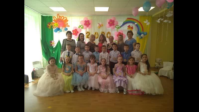 В камполянском детском саду Огонек в группе №9 состоялся выпускной бал