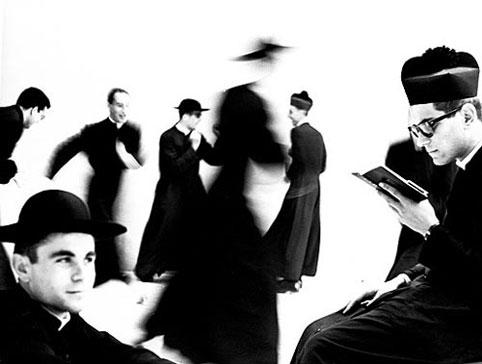 Фотопроект Pretini («Молодые священники») Марио Джакомелли