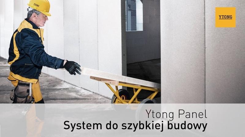 Ytong Panel instrukcja szybkiego montażu ścian działowych