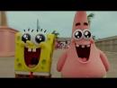 Губка Боб и Патрик Сахарная Вата Трип