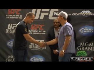 Стипе Миочич против Джуниора Дос Сантоса 2: Хронология событий русская озвучка от My Life is MMA