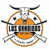 Логотип Los Bandidos, пивной бар