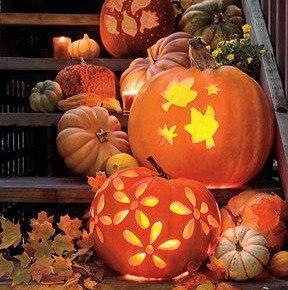 Афиша Тюмень МК фонарь Джека на Хэллоуин из тыквы.