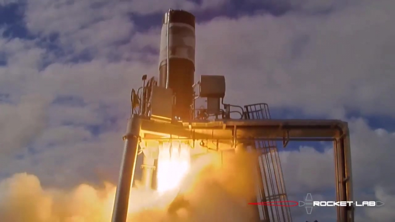 Flight two is coming Successful stage 1 stack test completed
