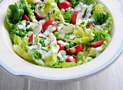 Теперь ты знаешь, что съесть поздно вечером - 5 рецептов вкусных и полезных салатов!, изображение №3
