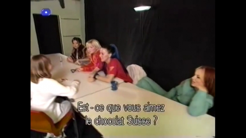 Spice Girls - Spiceworld Tour Interview - Lausanne 20.03.1998