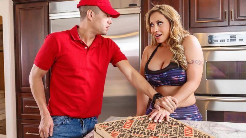 Eva Notty (ZZ Pizza Party: Part 1) sex porno