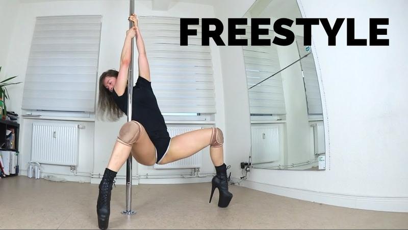 Sickick Freestyle Exotic Pole Dance - Lara Joh