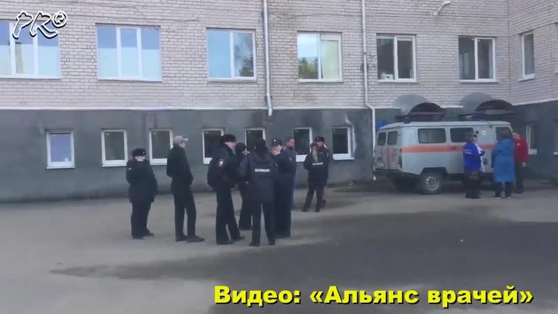 Пашу Зеленского закрыли в ОВД до суда, «шьют» побои