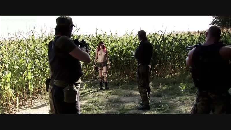 Хлои Уард Cloe Huard голая в фильме Вражеские линии Les lignes ennemies 2010 Дени Коте HD 720p