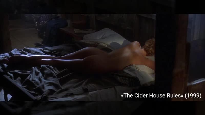 Nudes actresses (Charlize Theron, Charlotte Alexandra) in sex scenes / Голые актрисы (Шарлиз Терон, Шарлотт Александра) в секс.