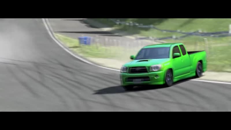 [Naklemore] Gran Turismo 6 - Freestyle Drifting