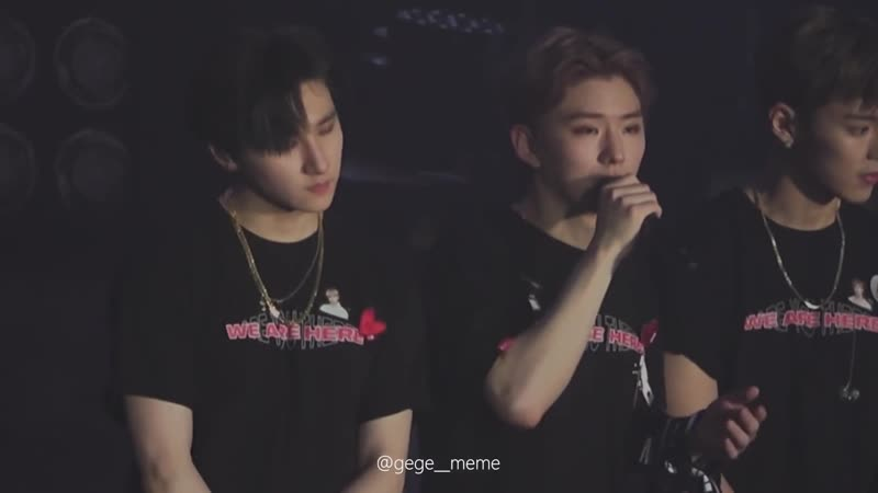 [Fancam][14.04.2019] The 3rd World Tour WE ARE HERE in Seoul - ending