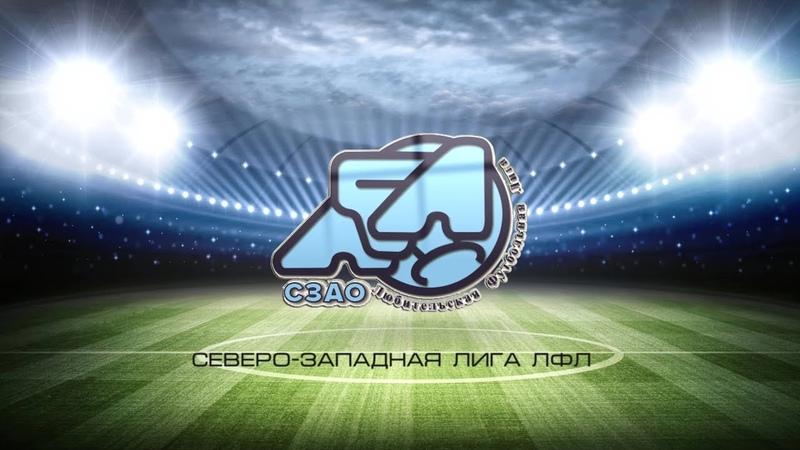 Дежавю 3:7 БауЛайн | Кубок СЗЛ 2018/19 | 1/4 финала | Обзор матча