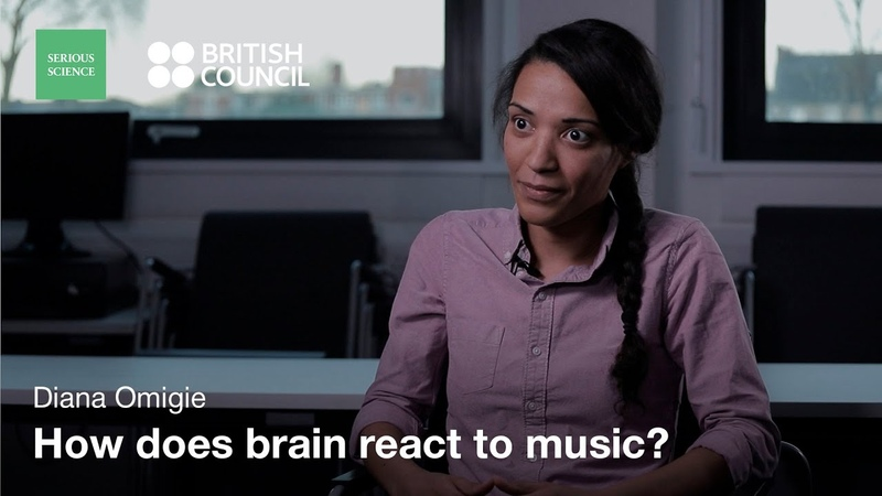 Music-induced Emotions — Diana Omigie / Serious Science