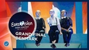 Denmark LIVE Leonora Love Is Forever Grand Final Eurovision 2019