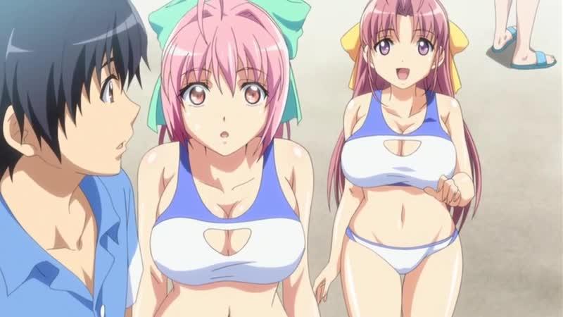 Tropical Kiss OVA 1 HD hentai Anime Ecchi яой юри хентаю секс не порно лоли косплей lolicon Этти Аниме loli no porno