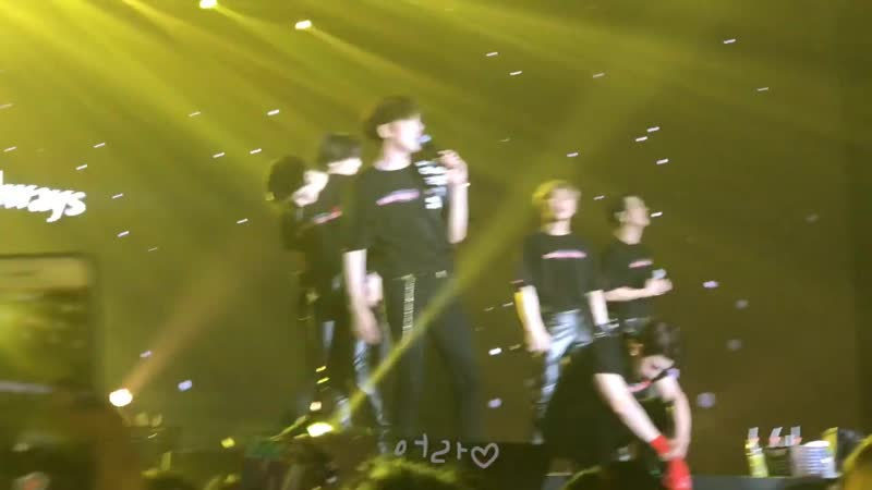[VK][190601] MONSTA X fancam - By My Side @ The 3rd World Tour: We Are Here in Bangkok