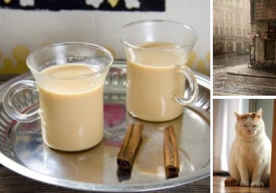 Калмыцкий чай Сегодня мы с вами приготовим не совсем привычный для нас напиток - калмыцкий чай. Есть несколько версий создания этого тонизирующего питья. Некоторые утверждают, что его рецептом