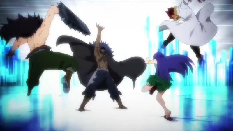 AniDub Сказка о Хвосте Феи ТВ 3 Fairy Tail TV 3 49 326 JAM