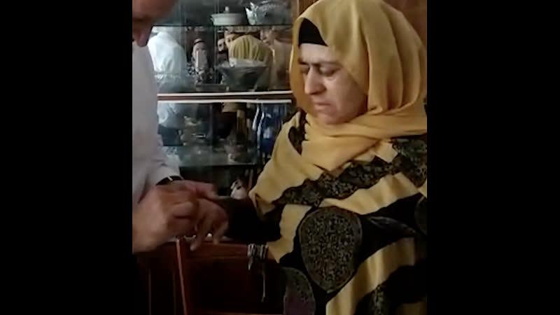 Женщина из Дагестана впервые вышла замуж в 58 лет