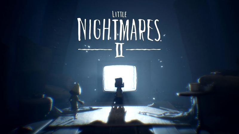 Little Nightmares II PS4 Xbox One PC Digital Switch