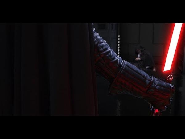 Star Wars SC 38 Reimagined