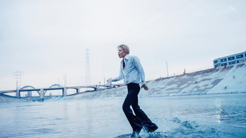 Water TAEMIN 태민 Press Your Number Performance Video Ver 1