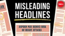 Can you spot the problem with these headlines? (Level 1) - Jeff Leek Lucy McGowan topnotchenglish