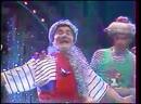ЭКС-ББ - Пародии на советские песни (1 канал Останкино) (Песня 91)