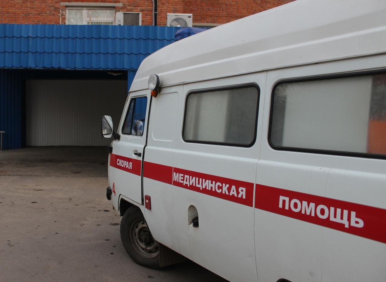В Курске студент политехнического колледжа поранился пилой