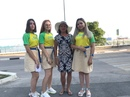 Сегодня в Улан-Удэ вернулась группа Детского хора России из Бурятии