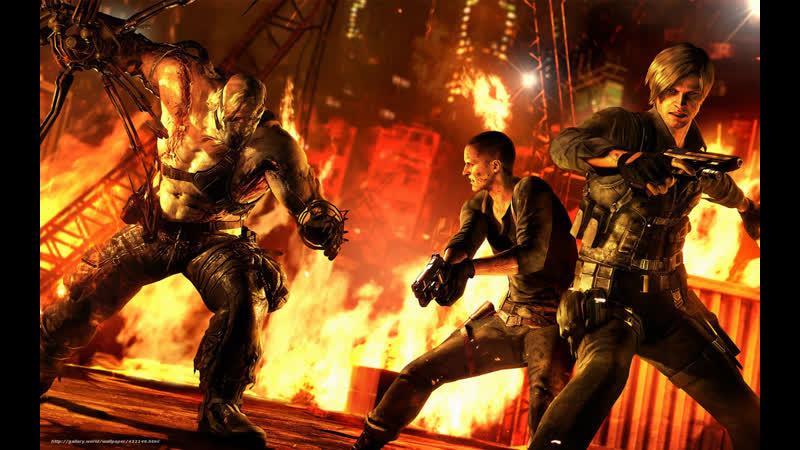 Resident Evil 6 2
