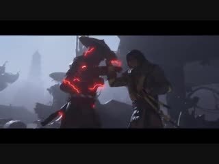 Mortal Kombat 11 - Official Reveal Trailer _ The Game Awards 2018