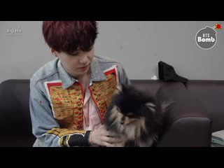BANGTAN BOMB The day when KimYeonTan came to the broadcasting station