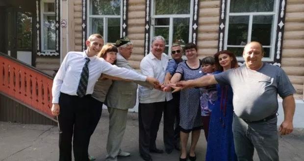 Дом дружбы Тара Татары