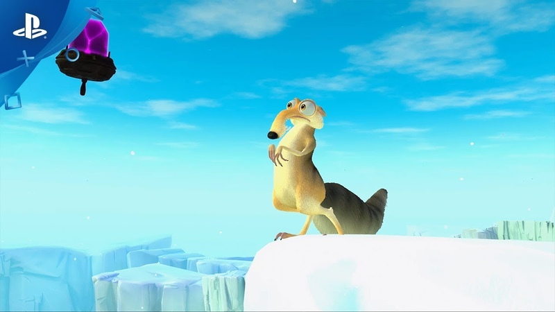 Ice Age: Scrat's Nutty Adventure - Launch Trailer | PS4