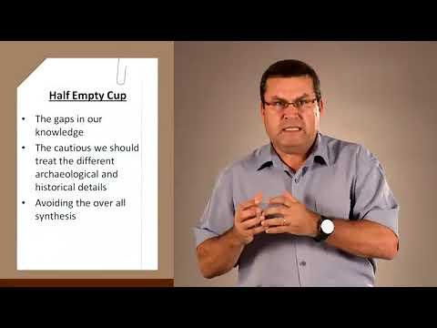 Oded Lipschits. 6.10. Обобщение курса о падении и возрождении Иерусалима