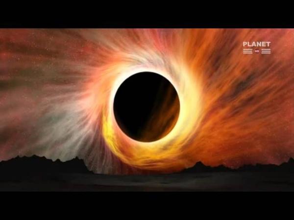 Гигантская черная дыра(Monster Black Hole)
