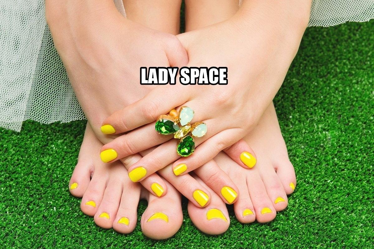 Студия красоты LADY SPACE приглашает Вас: