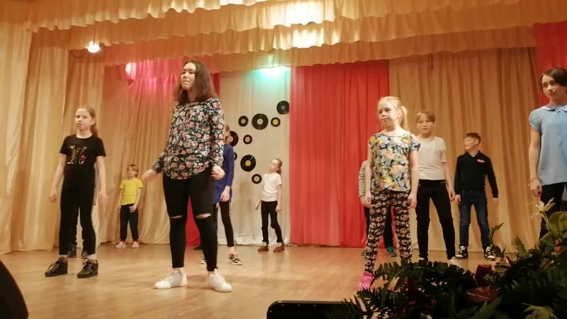 2 отряд танец Daddy